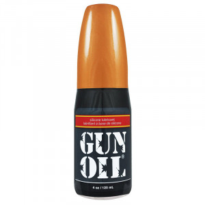 Gun Oil Silicone Lubricant  120 ML