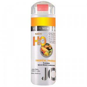 JO H2O Flavored Lubricant Tropical Passion 150 ml