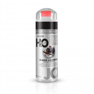 JO H2O Flavored Lubricant Black Licorice 150 ml