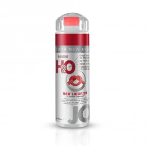 JO H2O Flavored Lubricant Red Licorice 150 ml
