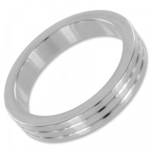 Cockring Ribbed 10 mm wide - 55 mm