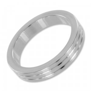 Cockring Ribbed 10 mm wide - 50 mm