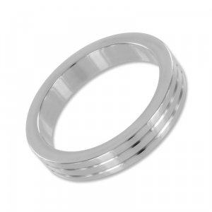 Cockring Ribbed 10 mm wide - 40 mm