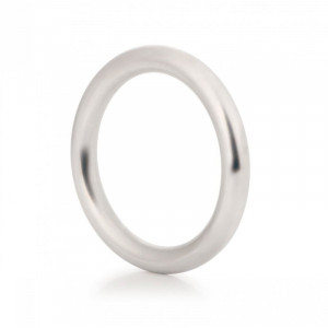 Stainless Steel Cockring - Ø 55 mm