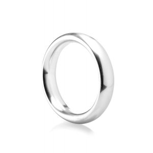 Silver Cockring - Ø 50 mm