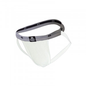 Original Jock Collection 1 inch - White/Grey