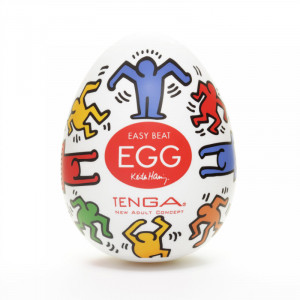 Tenga Egg - Keith Haring Dance The Night Away