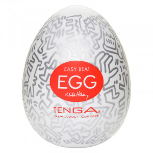 Tenga Egg - Keith Haring Lets Get The Party Started