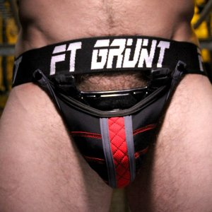 Jock Armour Ft Grunt Red/Black