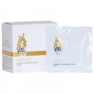 YESforLOV Intimate Fragance-Free Wipes