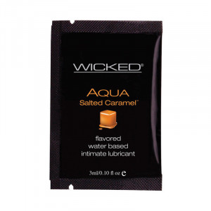 Wicked Aqua Salted Caramel - 3 ml
