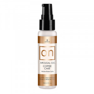 ON Natural Arousal Gel for Her Coffee Cake 29 ml
