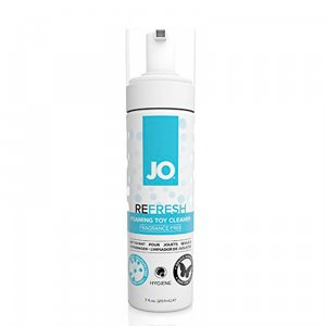 JO Refresh Foaming Toy Cleaner 207 ml