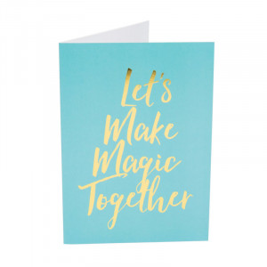 Naughty Notes - Lets Make Magic Together