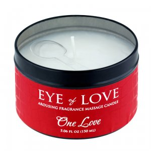 Eye of Love Massage Candle One Love 150 ml