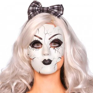 LA Porcelain Doll Mask