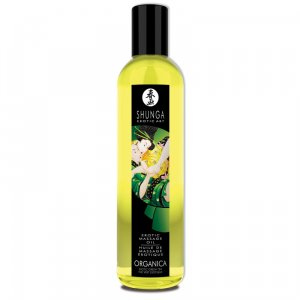 Shunga Erotic Massage Oil Organica 250 ml