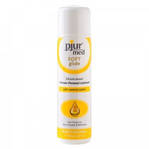 Pjur Med Soft Glide with Jojoba Oil 100 ml