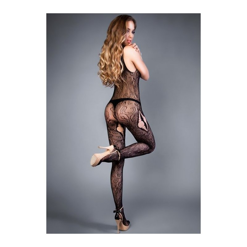 Bodystocking Michelle - Black