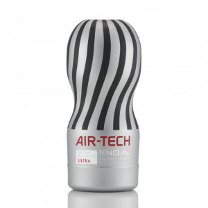 Tenga Reusable Air-Tech Vacuum Cup - Ultra (Gun Metal Grey)