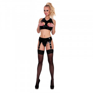 GP Datex Suspender Belt And String