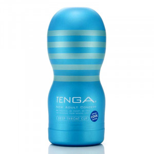 Tenga Deep Throat Cup Cool Cup Limited Edition