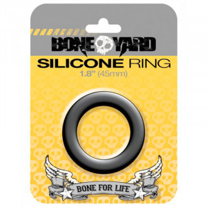 Silicone Ring 45 mm - Black
