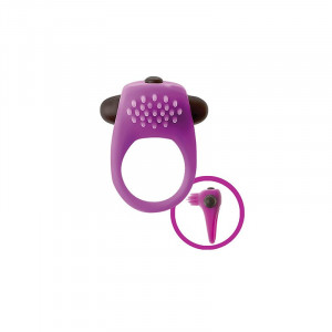 Mai No.68 Vibrating Ring - Purple
