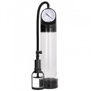Comfort Pump With Advanced PSI Gauge