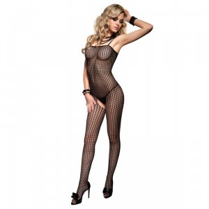 LA Seamless Croches Bodystocking