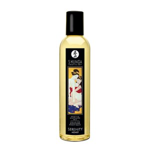 Shunga Erotic Massage Oil Serenity 250 ml
