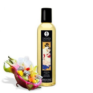 Shunga Erotic Massage Oil Asian Fusion (Irresistible) 250 ml