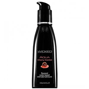 Wicked Aqua Cherry Cordial - 120 ml