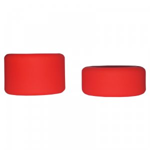 Nutt Job Set - Soft Silicone - Red