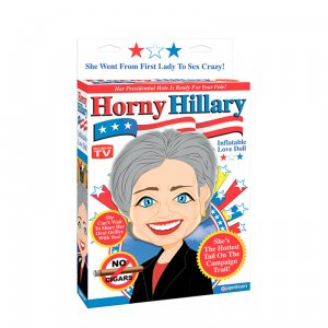 Horny Hillary Love Doll
