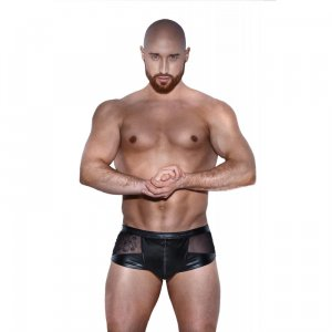 Noir - Men shorts tull
