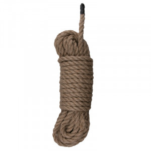 Hemp Bondage Rope 10M