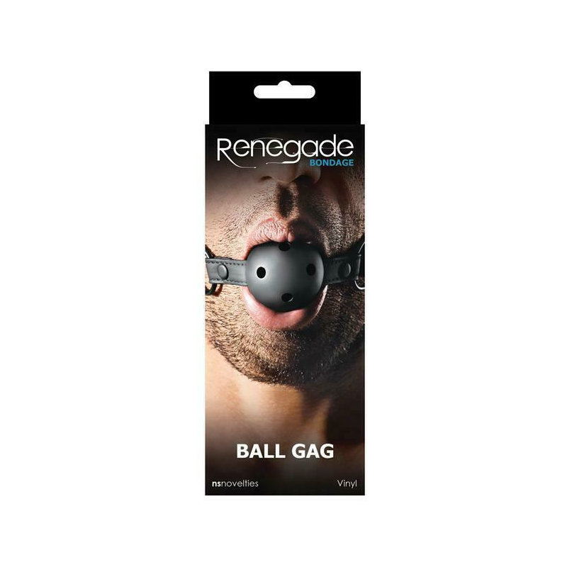Renegade Bondage - Ball Gag