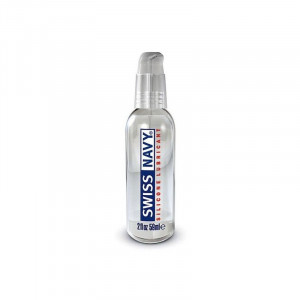 Swiss Navy Silicone Lubricant 59 ml