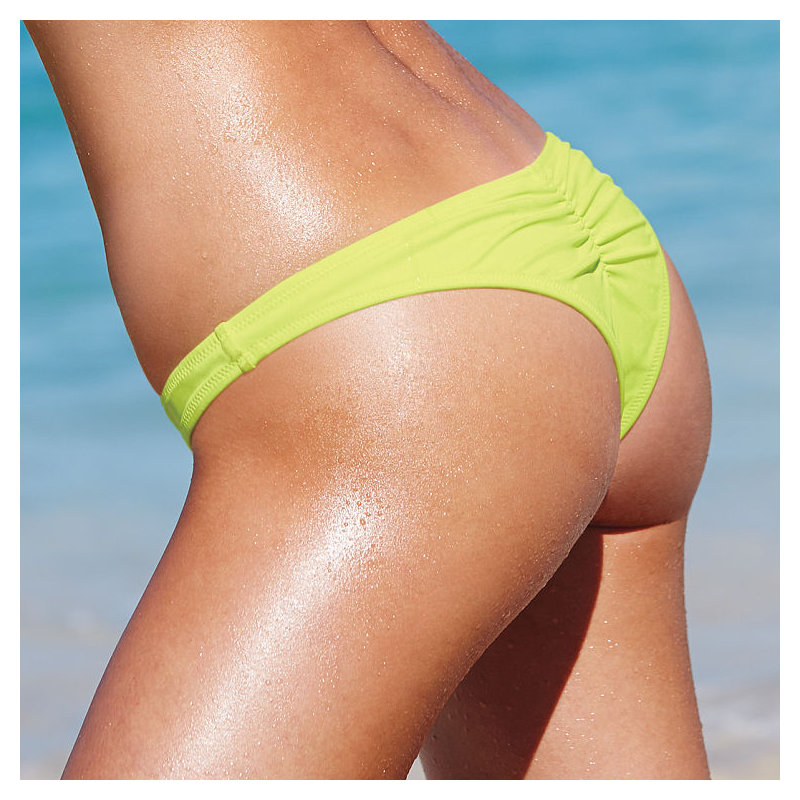 VS Beach Sexy The Itsy Bottom White