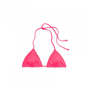 VS The Teeny Triangle Top Neon Hot Pink