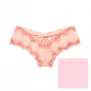 VS Bow-back Cheeky Panty Lullaby Pink