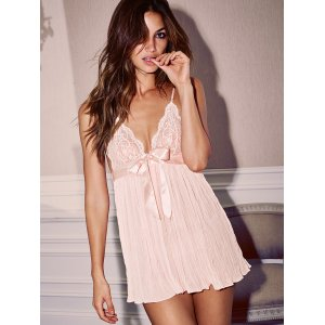 VS Pleated Babydoll Pinky Cheeks