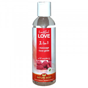 Wild Raspberry Lustful Love 2-in-1 100 ml