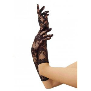 LA Elbow Length Stretch Gloves